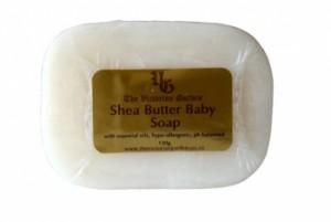 Victorian Garden Fragrance-Free Natural Baby Soap