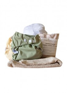 Mother Nature Cloth Nappies