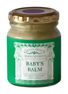 Organic Baby-Care Products - Ointment