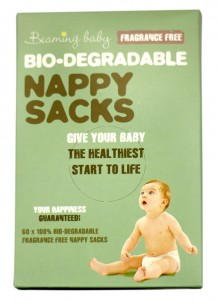 Biodegradable Fragrance-Free Nappy Sacks