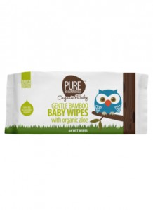 Organic Bamboo Wet Wipes