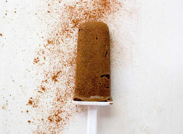 Mila's Meals Chocolate Mousee Ice Lolly