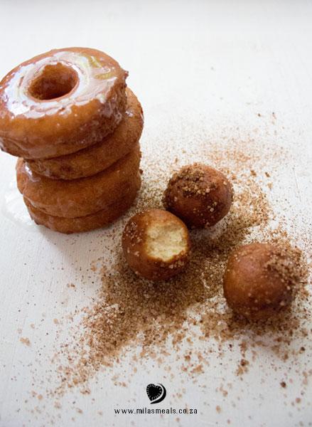 Mila's Meals Doughnuts