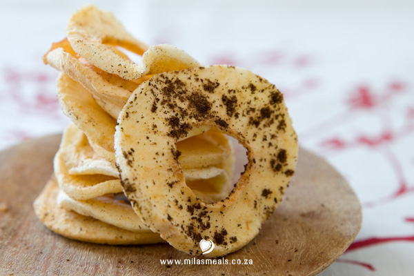 Spiced Apple Rings Recipe