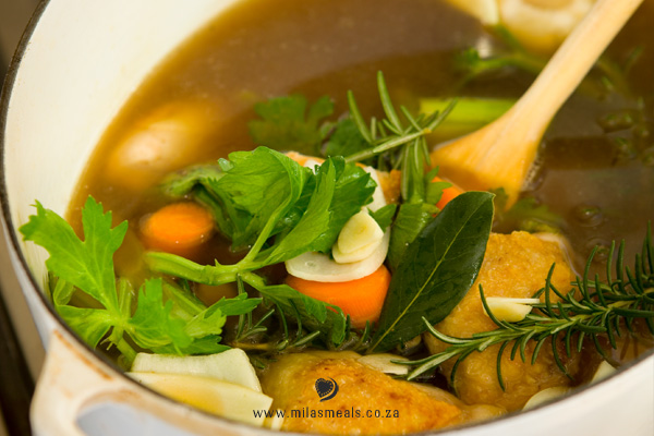 Mila's Meals Chicken Bone Broth