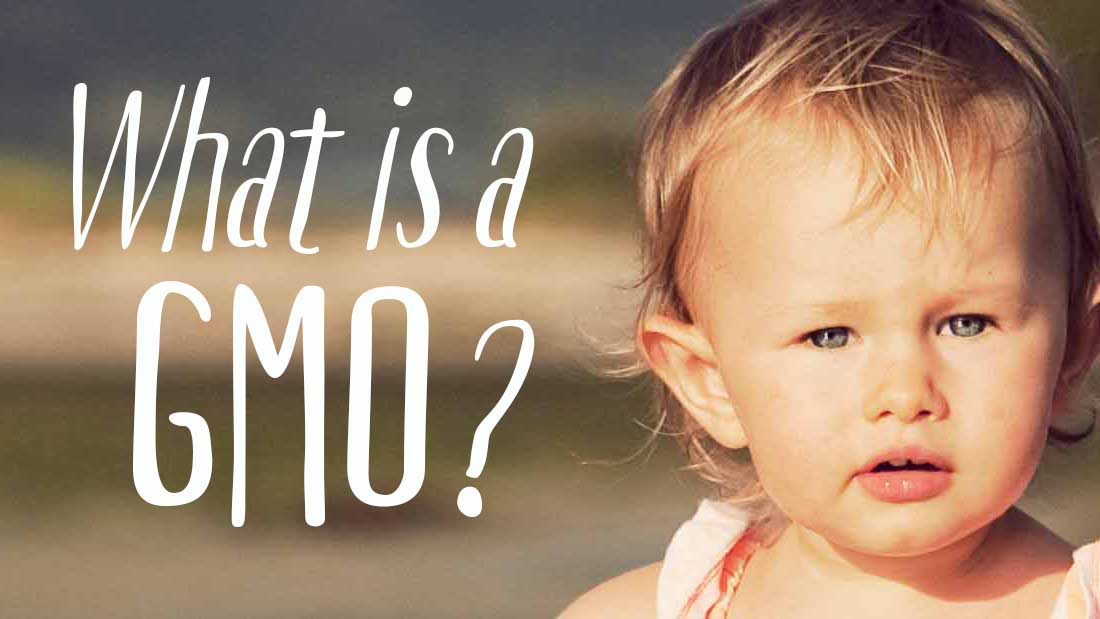 "Say ""No"" to GMO!"