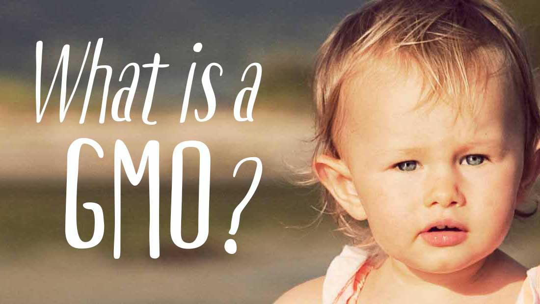 """Say """"No"""" to GMO!"""