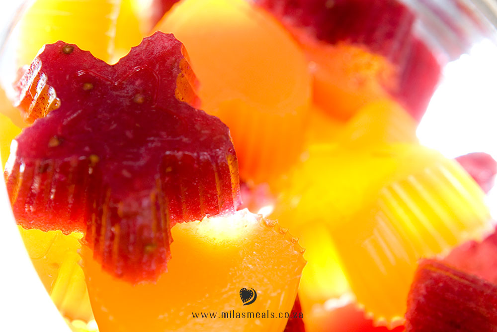 Sour Gummy Sweets Recipe
