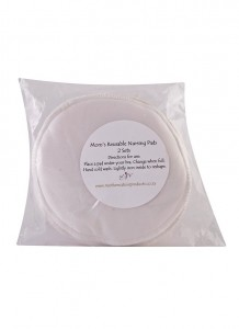 Organic Re-usable Nursing Pads