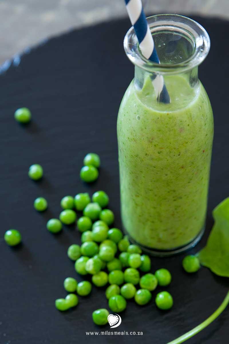 Grass Green Smoothie