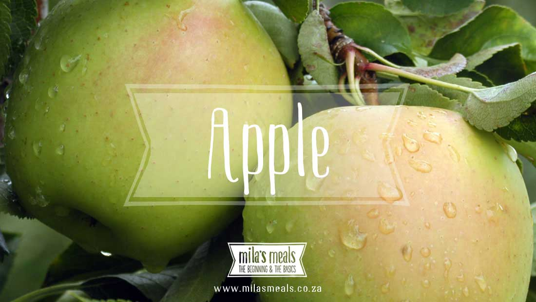 Apple Nutrition Info Milas Meals Ingredient Glossary