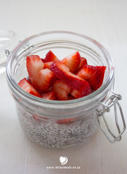 Mila's Meals Chia Pudding Porridge