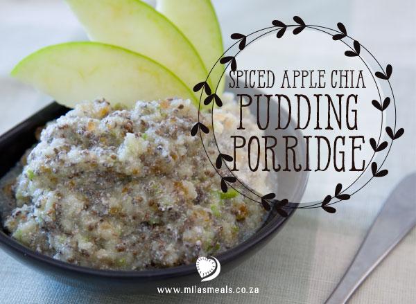 Mila's Meals Chia Pudding Porridge
