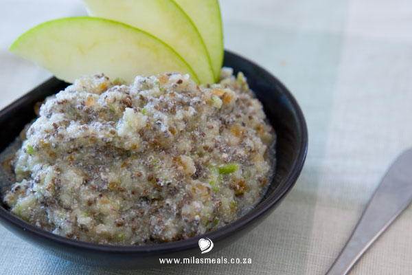 Chia Pudding Porridge