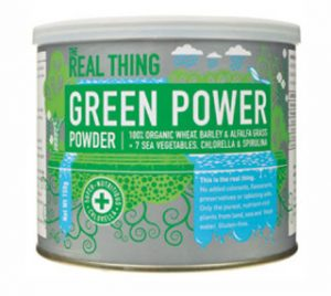 Real Thing Green Power