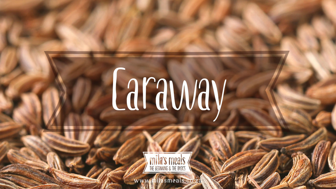 Caraway Nutrition - Milas Meals Ingredient Glossary