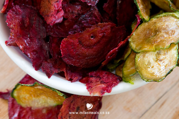 Veggie Crisps Recipe