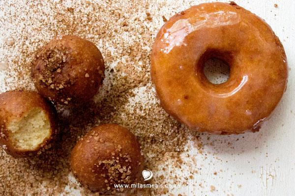 Paleo Doughnut Recipe