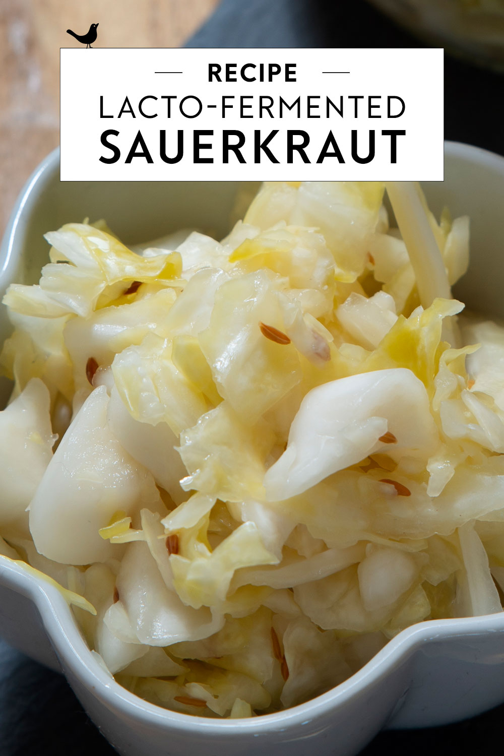 Milas Meals Sauerkraut Recipe Pin