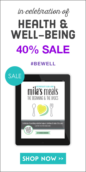 Mila's Meals eBook