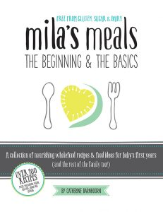 Mila's Meals Second Edition
