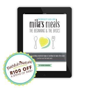 Mila's Meals eBook Launch Special