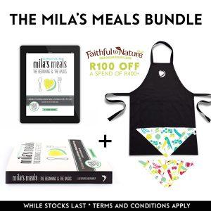 Mila's Meals Pre-order Bundle