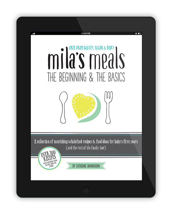 Mila's Meals eBook Cover