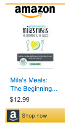 Mila's Meals Kindle