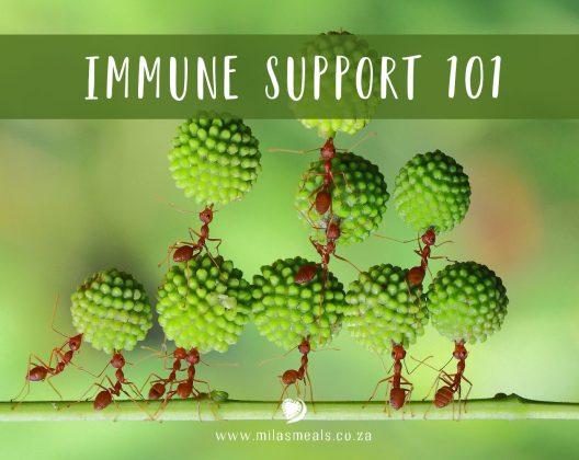 Immune Support Corona
