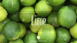 Lime Nutrition Information