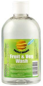 veggie wash Triple Orange