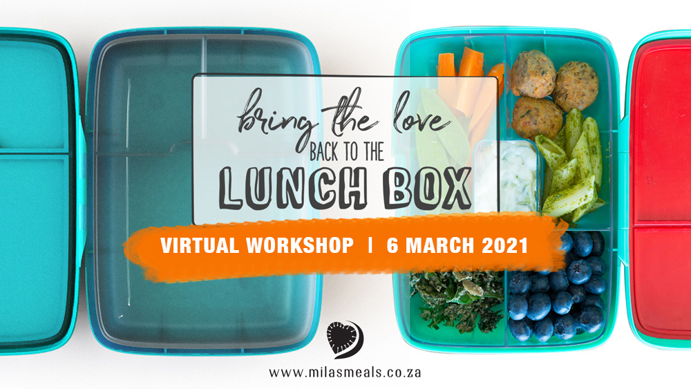 Mila's Meals Lunch Box Workshop