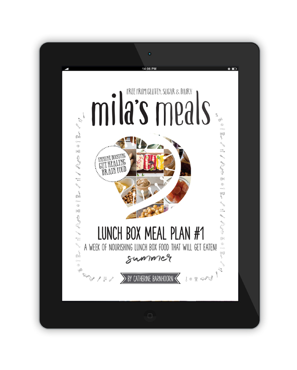 mila's meals lunch box meal plan