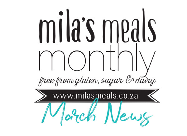 Mila's Meals March Newsletter